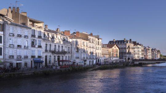 Bayonne sur le podium des villes françaises où il fait bon vivre !