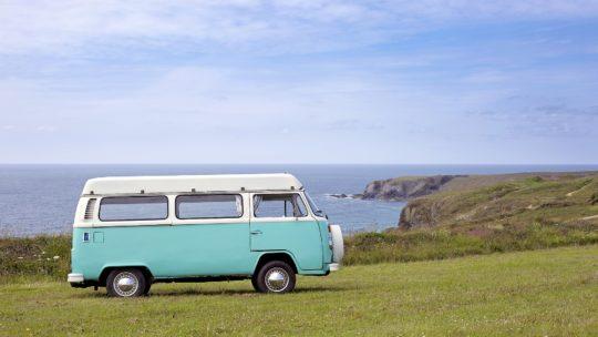 Faire un road trip au Pays Basque en van aménagé