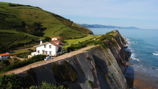 Les stations balnéaires les plus populaires du Pays-Basque